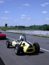 George Vapaa in his Formula S at Virginia International Raceway (south course) in 2002