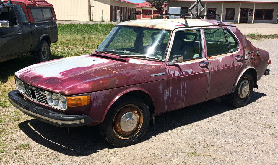 Classifieds page of the VSCNA - Vintage Saab Club of North